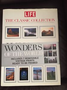 Wonders of the World photo book