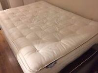 Sleepmasters Connoisseur supreme firm 135cm