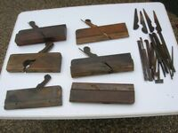 Woodworking planes
