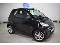 SMART FORTWO 1.0 EDITION 21 MHD 2d AUTO 71 BHP (black) 2013
