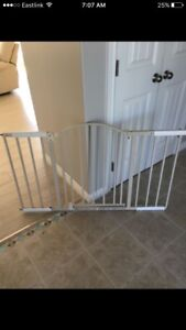 Two mental summer brand baby gates! Excellent shape