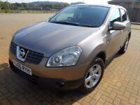 2007 (56) Nissan qashqai 1600 5 door