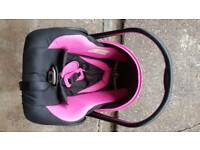 Ickle bubba car seat
