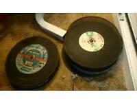 Petrol Grinder discs