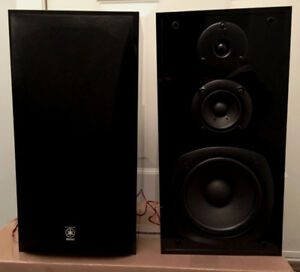Yamaha Loudspeakers 3-Way Excellent Conditions