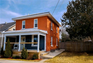 2 story brick home for rent on Mutual ave.