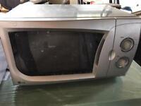 Lg microwave
