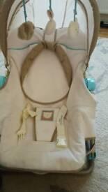 Baby chair/rocker