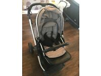 Baby Style Oyster 2 Pushchair Grey
