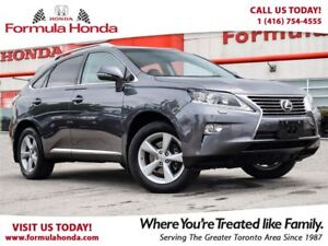 2014 Lexus RX 350 ALL WHEEL DRIVE | BLUETOOTH | HEATED SEATS - F