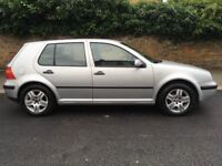 VW Golf 1.4 - FSH - Great runner - MOT Dec