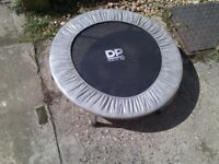 DP Fit For Life Mini Trampoline For Sale