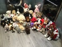 Amazing job lot Cuddly toys. All like new. From a Smoke free home.