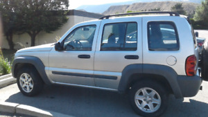 2002 jJeep liberty  3.7 v6 automatic transmission