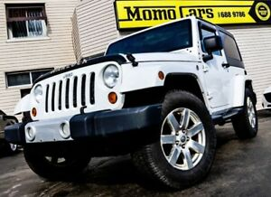 2012 Jeep Wrangler Sahara! 4X4! Ext.Warranty! ONLY $145/bi-weekl