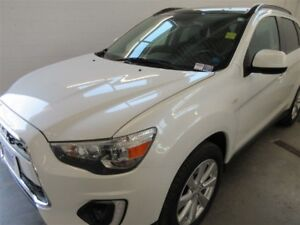 2015 Mitsubishi RVR GT! 4X4! ALLOY! BACK-UP! NAV! HEATED! LEATHE