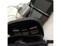 Nintendo 3DS + 15games incl. 5 Zelda titles Great condition.