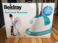 Beldray Garment Steamer (used once)