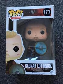 Ragnar Lothbrok Funko Pop (177)