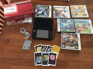 Nintendo 3DS XL + Jeux