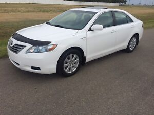 2009 TOYOTA CAMRY HYBRID FULL LOADED