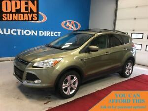2013 Ford Escape SE NAVI! 4WD! LEATHER! SUNROOF!