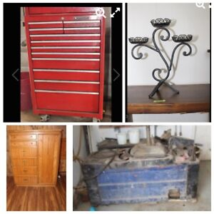 MOVING AUCTION ONLINE