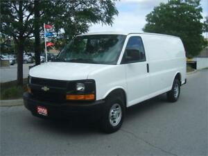 2008 Chevrolet Express 2500 / HEAVY DUTY