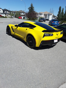2016 Chevrolet Corvette Z06 C7.R Coupe (2 door)
