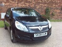 VAUXHALL CORSA 1.3 DIESEL WITH 26000 MILES + 1 FORMER KEEPER + LOW MILEAGE