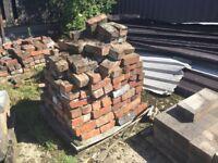 Victorian house bricks