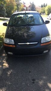 2008 Chevy Aveo Hatchback LOW KMS