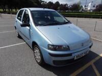 Fiat Punto 1.2 Active 2003 108,000 miles