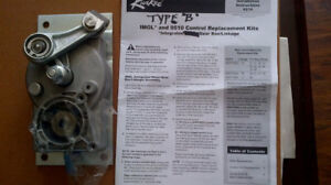 gearbox and linkage for kwikee RV steps