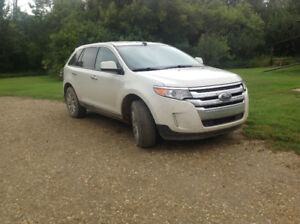 2011 Ford Edge SLE SUV, Crossover