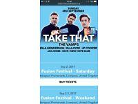 Fusion festival tickets liverpool