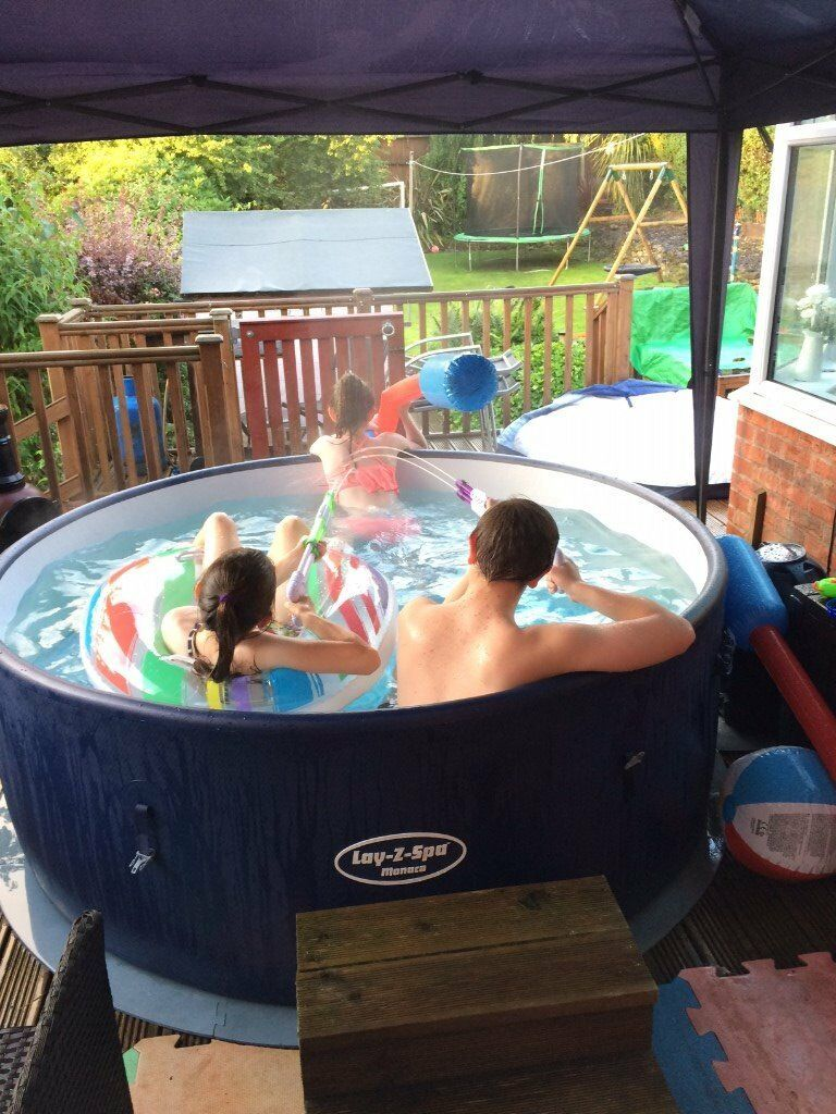 Hot Tub, Spa, Jacuzzi Hire in Mansfield, Nottingham, Nottinghamshire ...