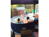 Hot Tub, Spa, Jacuzzi Hire in Mansfield, Nottingham, Nottinghamshire, Derby, Derbyshire, South Yorks