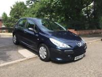 PEUGEOT 307 1.4 URBAN 5DR PETROL MANUAL 12 MOT 85K ONLY READY TO GO NOW !!