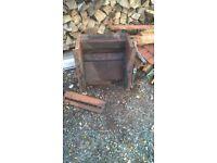 Fire Back Boiler