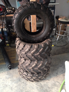 ATV Tires - Carlisle stock tires