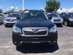 2015 Subaru Forester 2.5i Convenience Package Convenience Pkg.