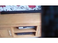 Philips sound bar and speaker