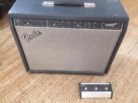 Fender performer 1000 guitar amp