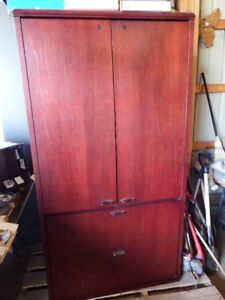 Armoire Armoir clothes Shelves Drawer Bedroom Furniutre