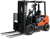 FORKLIFT OPERATORS NEEDED!!!