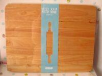 Apollo Hevea wood Pastry Boards - New
