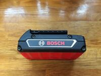 Bosch Lithium battery never been used