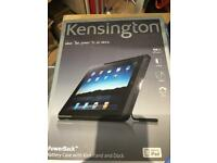 iPad 2 battery case with kickstand