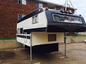Wanted to buy truck camper